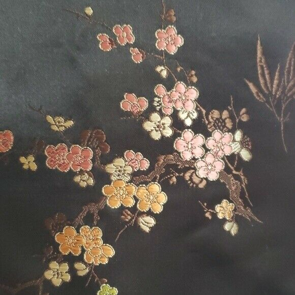 Vintage Authentic Chinese Cheongsam Qipao Brocade… - image 4