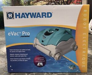 Robot Piscina Evac Pro By Hayward Nuovo New Robot Cleaning Pool Ztsukbuk-10044453-558792340