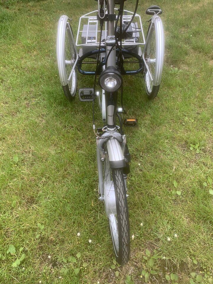 Handicapcykel, Van Raam Maxi, 8 gear