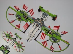 RBi-Bauanleitung-42054-groser-Schwader-Eigenbau-Claas-Xerion-MOC-aus-LEGO-Stein