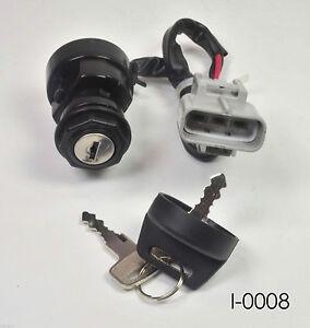 Ignition Key Switch FITS POLARIS BIG BOSS 6x6 400 1995 ATV NEW