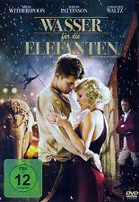 """WASSER FÜR DIE ELEFANTEN (""""WATER FOR ELEPHANTS"""") / DVD - TOP-ZUSTAND"""