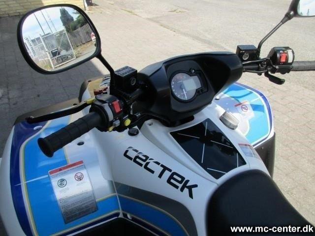 Andet mærke, Quadrift EFI 500, ccm 500