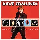 Dave Edmunds - Original Album Series (2015) 5 CD SET   MINT!!!!!