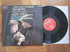 Intermezzo Musicale - Michala & Hanne Petri Philips Holland Digital LP 1983