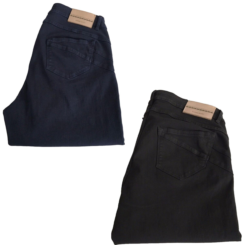 MARINA SPORT by MARINA Rinaldi women's jeans BURST cm base. 17 98% cotton
