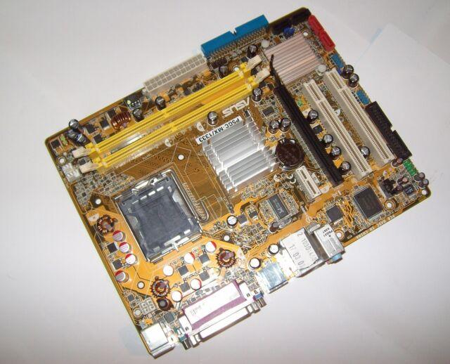 ASUS P5GC-MX / 1333, LGA 775, Intel 945GC, FSB DDR 667, VGA, Lan, Ide, Matx