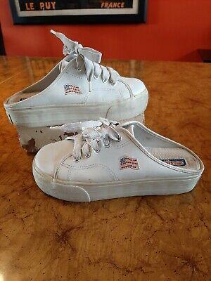 skechers platform sneakers 90s