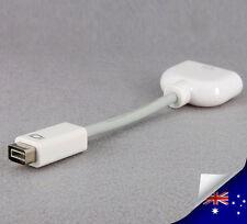 Mini DVI to VGA Monitor Video Adapter Cable for Apple Macbook Mac Mini iMac