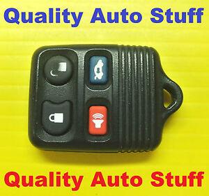 Ford-Lincoln-Mercury-Keyless-Remote-Fob-GQ43VT11T-4-Buttons-3B-F87B-15K601-AB
