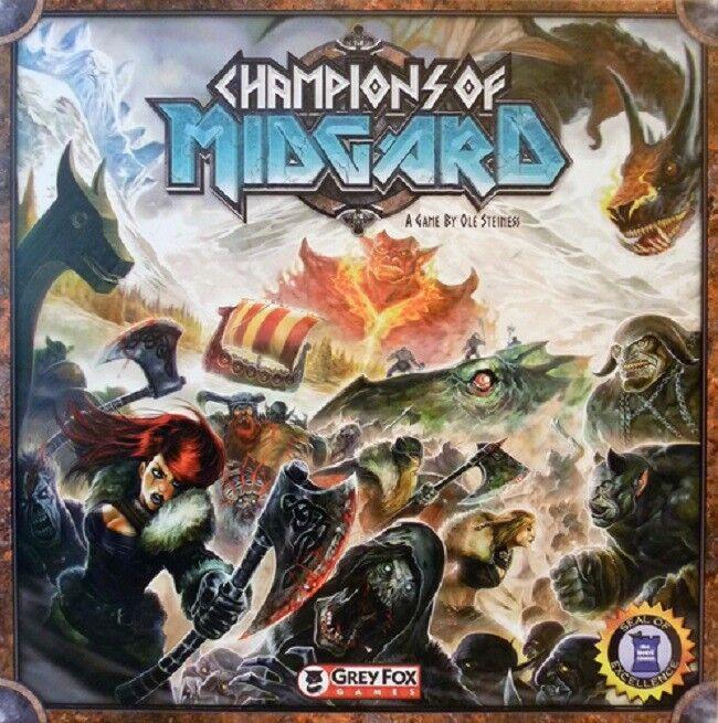 Meister von midgard brettspiel (neu)