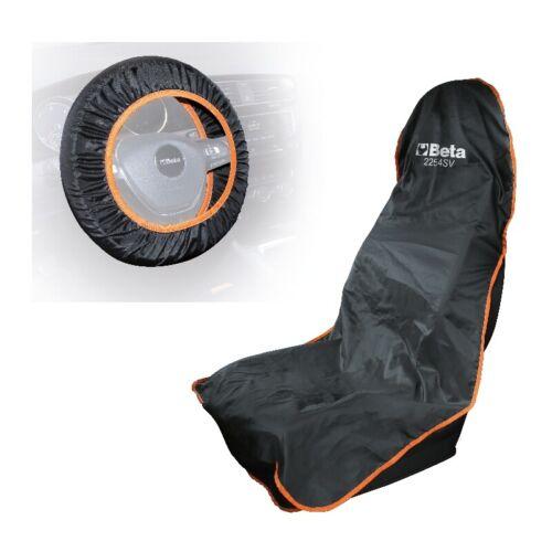 Beta Tools 2254SV Universal Seat and Steering Wheel Protector 022540100