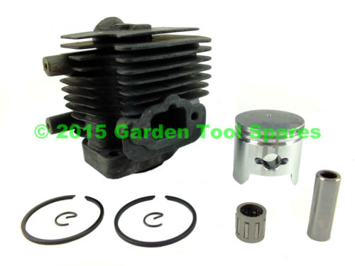 GTS CYLINDER /& PISTON KIT 23CC HT2300 FIT VARIOUS CHINESE HEDGE TRIMMER STRIMMER