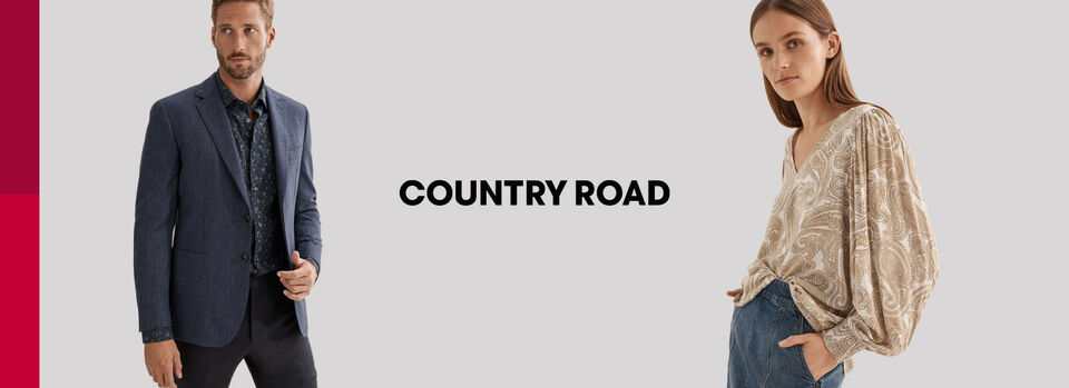 Use code PCROAD - Take 30% off* Country Road on eBay
