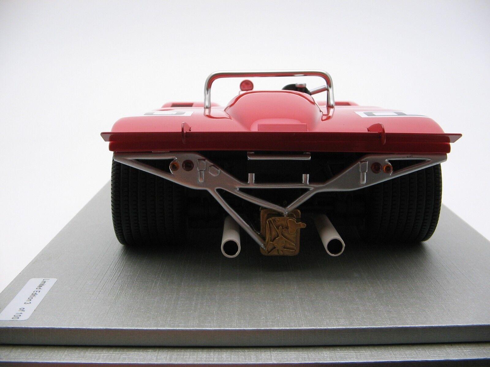 1 18 scale Tecnomodel Alfa Romeo T33 3 Nurburgring Nurburgring Nurburgring 1000 km 1971 - TM18-50B 57b2d2