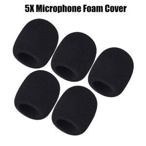5-Stueck-Mikrofon-Windschutz-Popschutz-aus-Schaumstoff