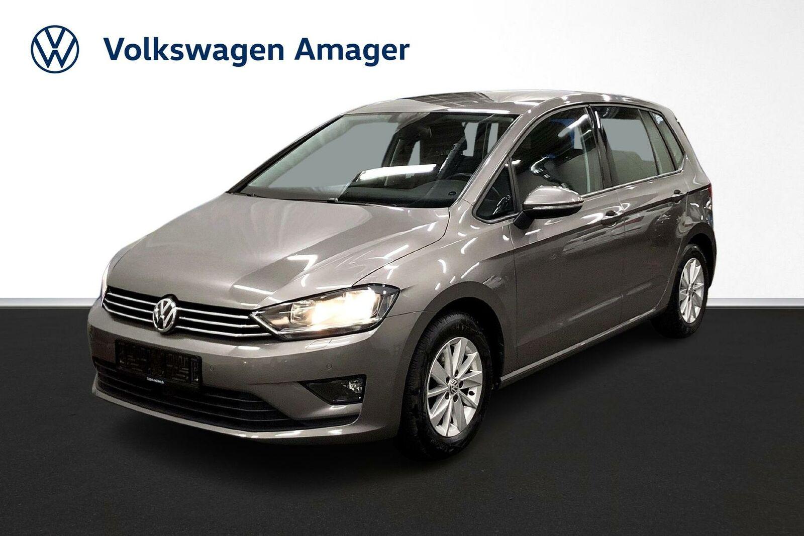 VW Golf Sportsvan 1,4 TSi 125 Comfortline DSG BMT 5d - 169.900 kr.
