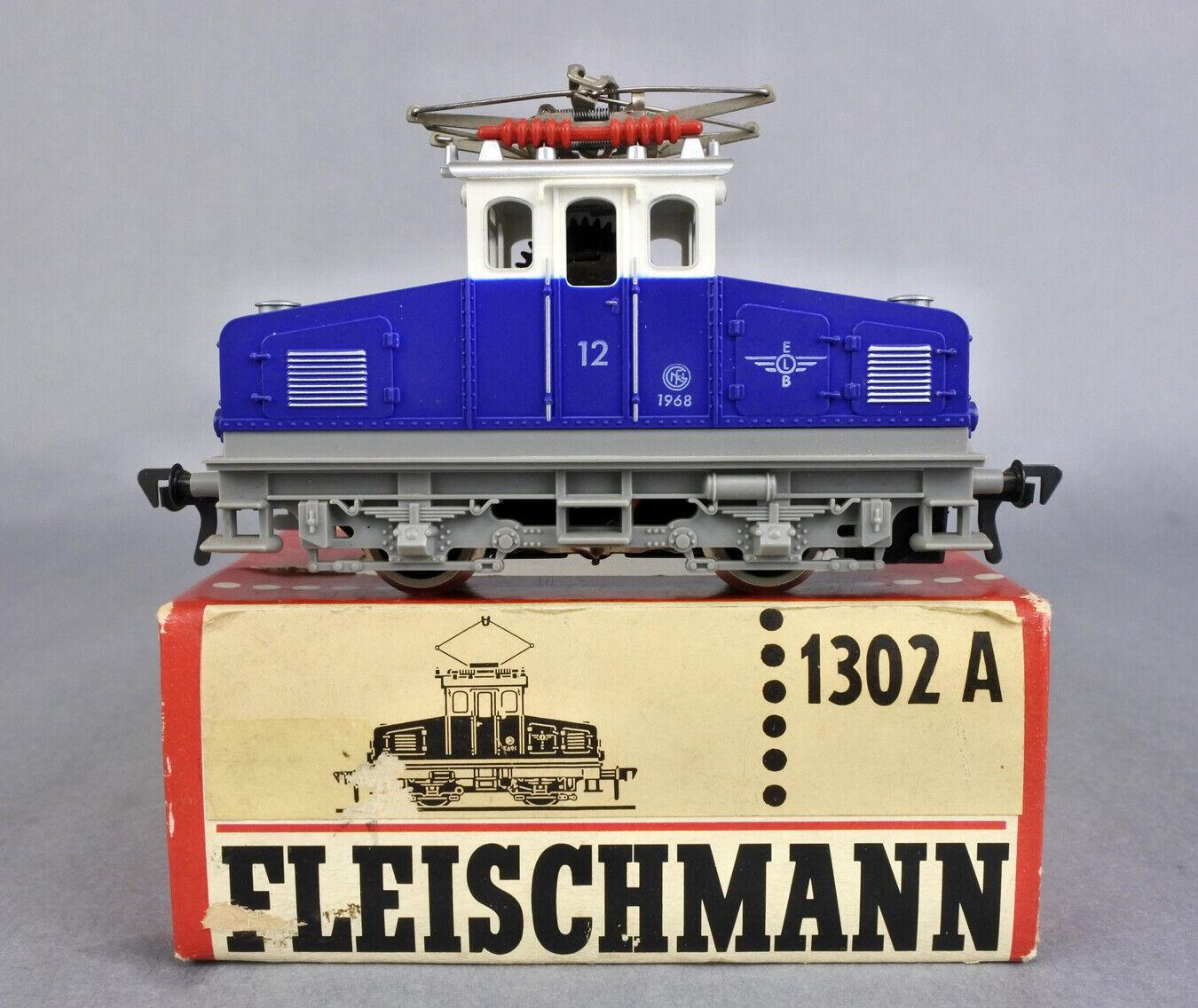 Fleischmann HO Scale 1302 un OEE Locomotora eléctrica  12 DC 2-RAIL