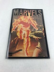 Marvels-Book-One-A-Time-of-Marvels-Vol-1-No-1-Jan-1994-Comic-Book