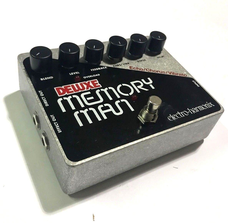 Electro-Harmonix Deluxe Memory Man Guitar