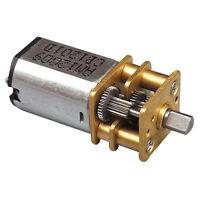 3-6V DC Small Micro metal Geared Box Electric Motor High Quality DIY SR1G