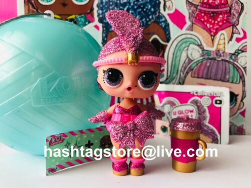 LOL Surprise SPARKLE SHOW BABY BURLESQUE GOLD BAMBOLA CONFETTI POP GLITTER DOLL