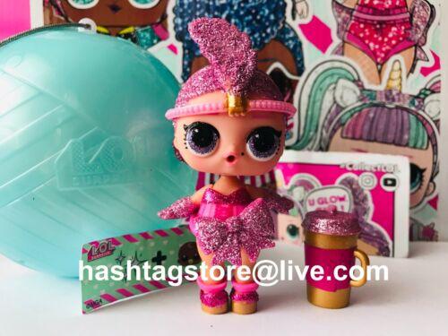 LOL Surprise SPARKLE SHOW BABY BURLESQUE GOLD BAMBOLA CONFETTI POP GLITTER DOLL