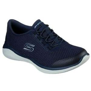 Shoes Envy Good Thinking Skechers Blue