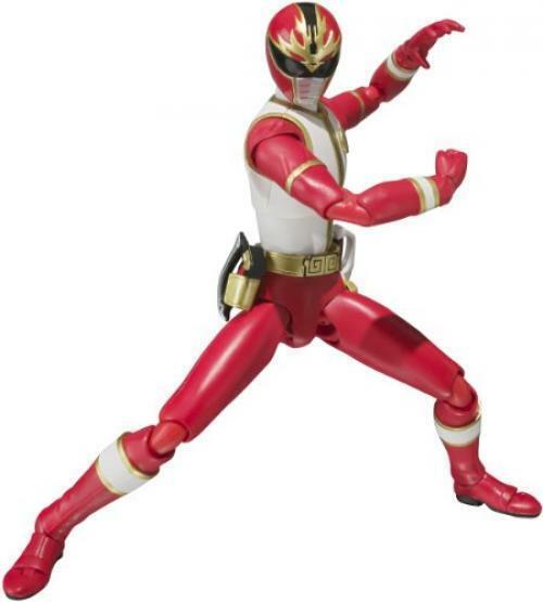 Nouveau S.H.Figurines Gosei Sentai Dairanger Ryu Ranger  Figurine Articulée  cherche agent commercial