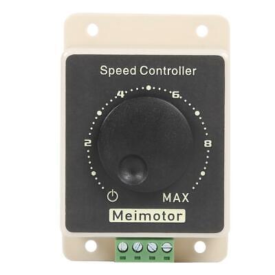 PWM Motor Drehzahlregler Reversible Schalter Controller 9-60V DC 12V 24V 36V 20A