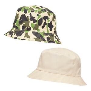 Converse-Neuf-Hommes-Reversible-Seau-Chapeau-Camouflage-Desert-Minerai-BNWT