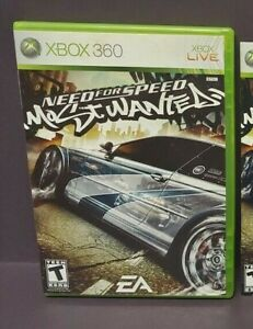 Need-Speed-Most-Wanted-Microsoft-Xbox-360-Tested-Rare