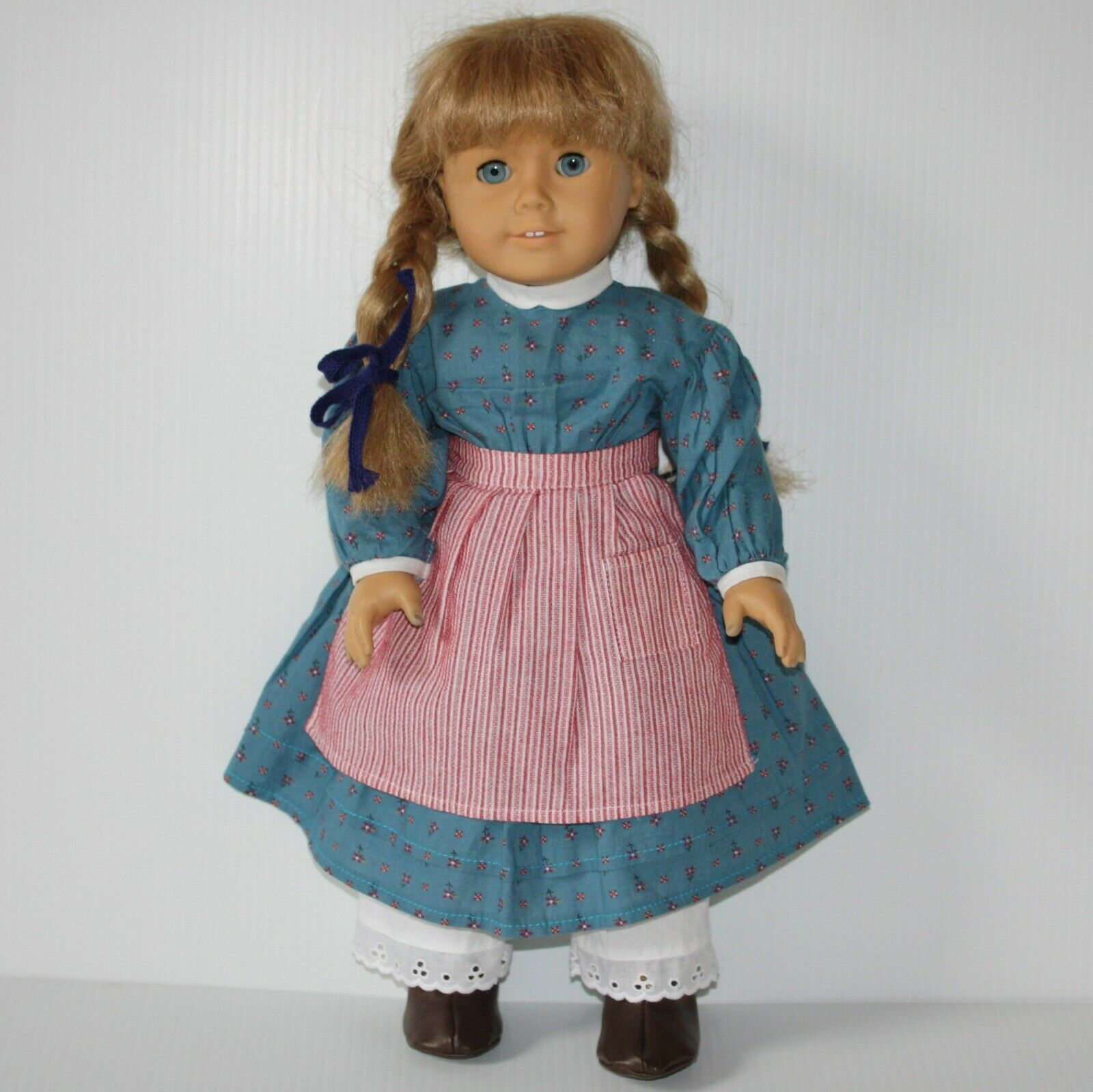 American Girl Kirsten Larson Doll with Meet Outfit Marked Pleasant Company
