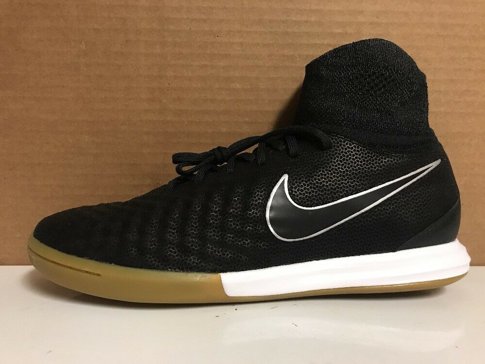 Nike MagistaX Proximo II TC IC Leather Soccer Shoes Price reduction Men's Comfortable Brand discount