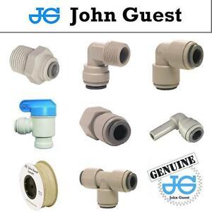 1-4-034-John-Guest-Schiebepassung-Rohrverschraubungen-fur-American-Kuhlschrank