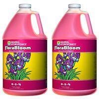 General Hydroponics (2) Gallons Of Florabloom Liquid Plant Grow Formula | Gh1433 on sale
