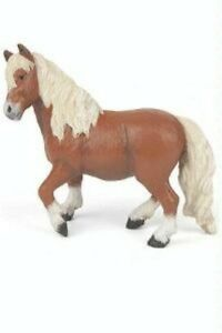 Papo-NEW-51518-Shetland-Pony-Toy-Model-Horse