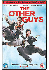 1 of 1 - The Other Guys (DVD, 2011)
