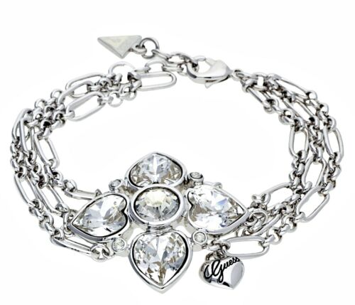Guess  UBB91103  armband in farbe silber neu