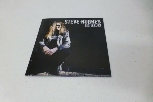 Steve Hughes Big Issues Album - CD