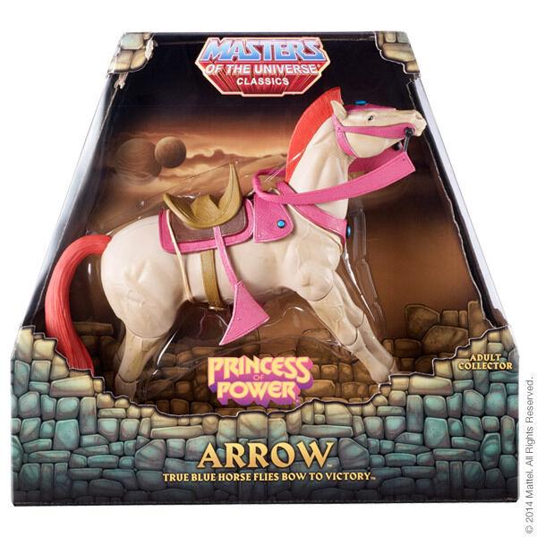 Masters of the Universe Classics 2014 Arrow Figure Mattel