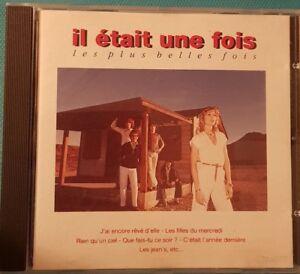 LES-PLUS-BELLES-FOIS-VOL-1-IL-ETAIT-UNE-FOIS-CD-Ref-1419