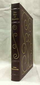 The-Man-of-Property-John-Galsworthy-Easton-Press-Famous-Editions-Leather-Collect