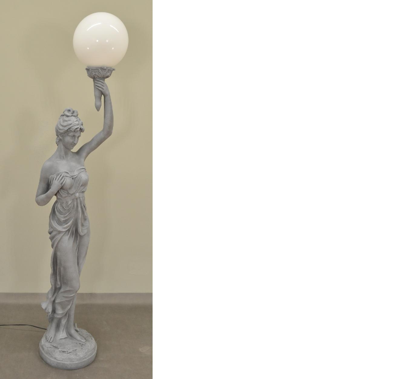Leuchte Stehlampe Wohnzimmer Design XXL Steh Leuchten Figur ...