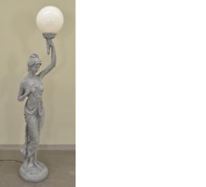 Brillant Xxl Design Salon Lampadaire Luminaire Debout Éclairage Lampe Personnage Sculpture Nouveau-afficher Le Titre D'origine Pour Classer En Premier Parmi Les Produits Similaires