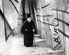 8x10 Print Conrad Veidt Werne Krauss The Cabinet of Dr Caligari 1920 #WK