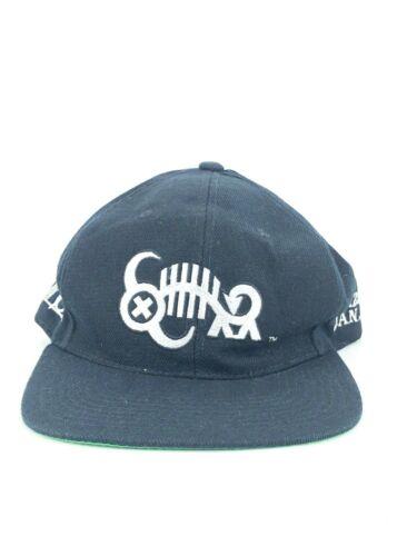 Vtg 90's Snapback Hat Cap Zodiac Sign Capricorn Em