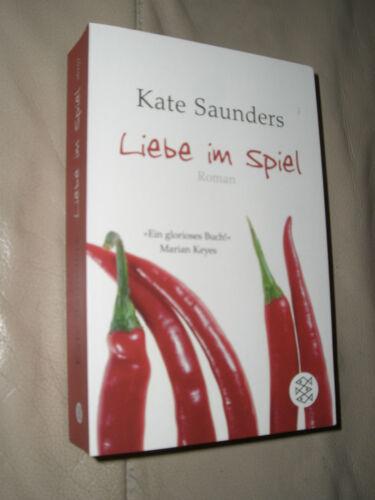 1 von 1 - Kate Saunders: Liebe im Spiel