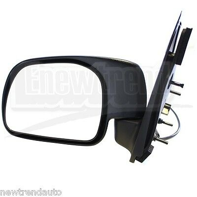 Front,Left Driver Side DOOR MIRROR For Ford SMOOTH VAQ2 F85Z17683FAB FO1320134