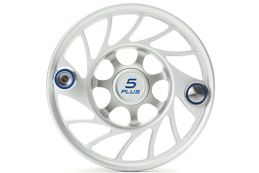 Hatch Gen 2 Finatic Extra Spool  - Size 5 Plus Mid Arbor - Clear bluee - New  hot sales
